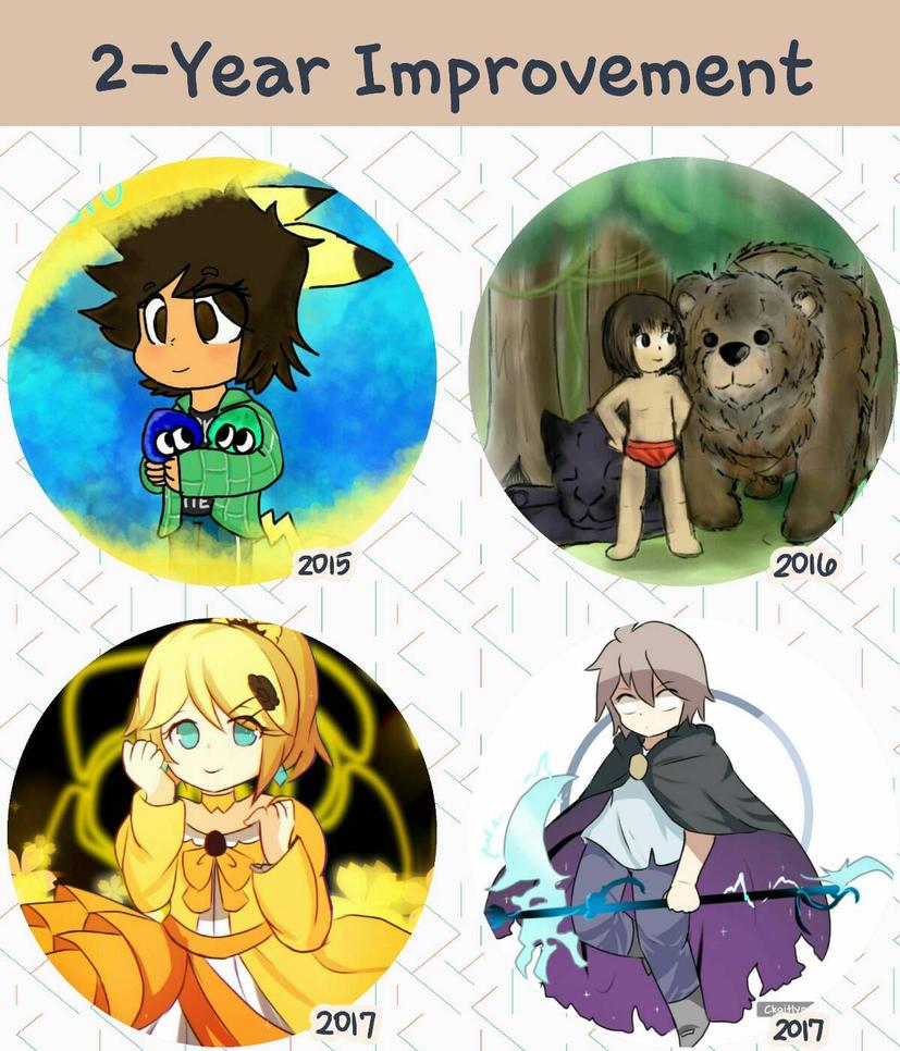 ceekay's improvement by CKaitlyn