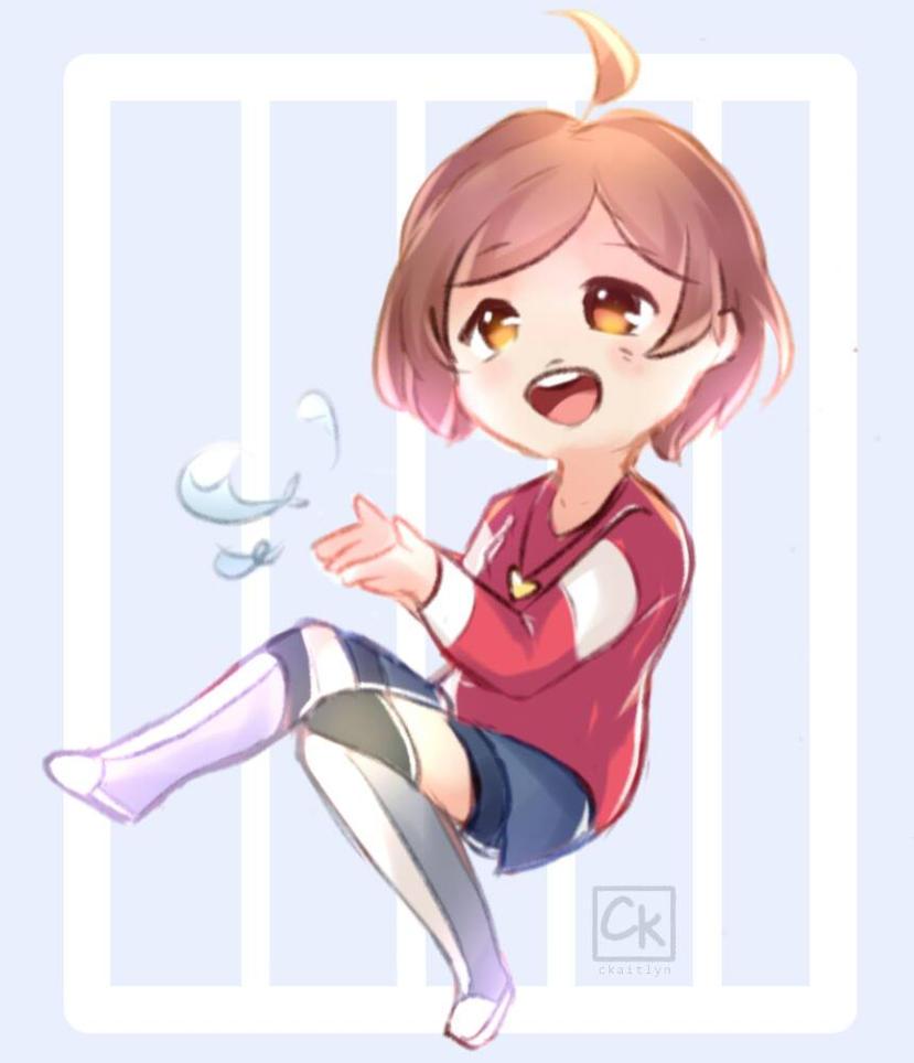 [ ArtTrade ] Nicole by CKaitlyn