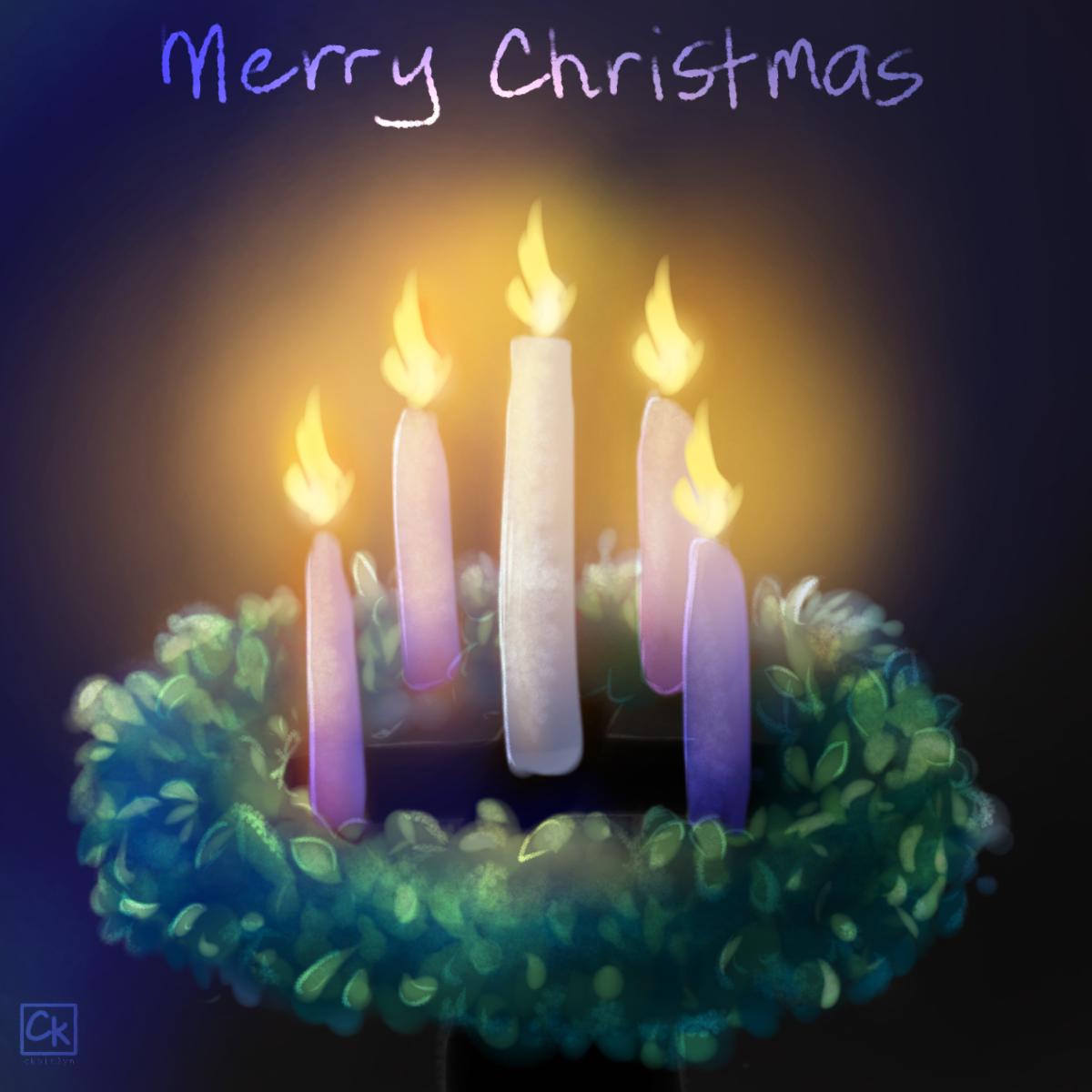 [ Faith ] Merry Christmas !! by CKaitlyn