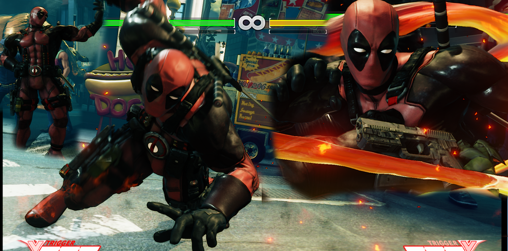 Deadpool 2 5 update | xHECZx on Patreon