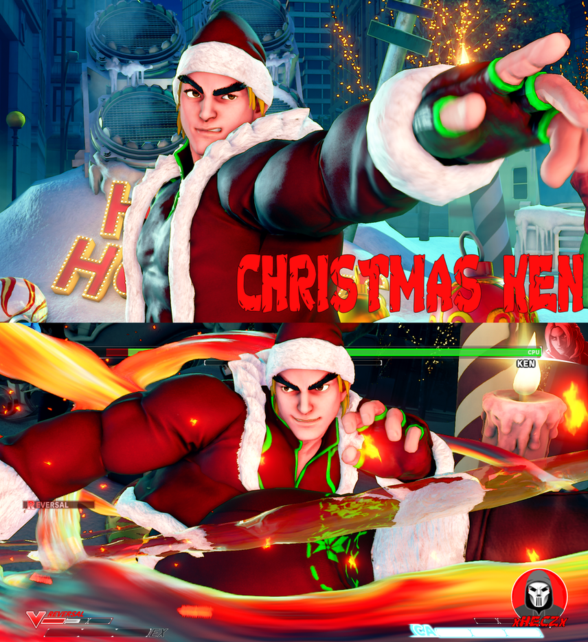 Christmas Ken c1 by xHECZx