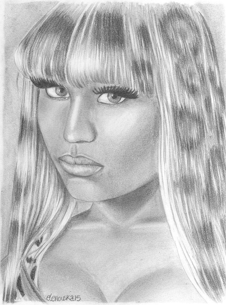 nicki minaj from the fly video by elenouska15