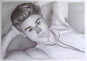 Justin Bieber - Zeit Photoshoot