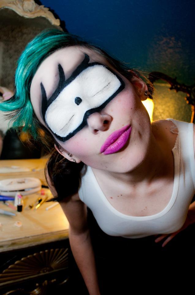 Leela Eye How-To by mschmnged on DeviantArt Leela Costume