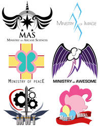 FEQ: Ministry Logo's