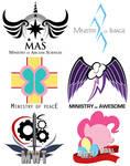 FEQ: Ministry Logo's