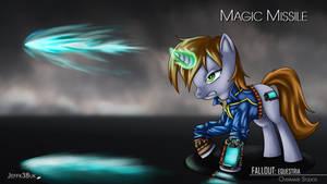 Fallout Equestria: Magic Missile Concept