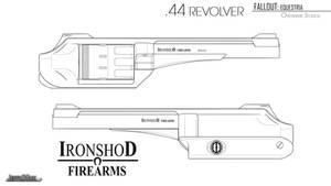 Overmare Studios: .44 Revolver Pg01