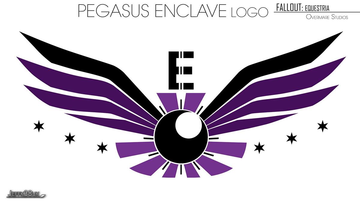 Overmare Studios: FEQ: Grand Pegasus Enclave LOGO