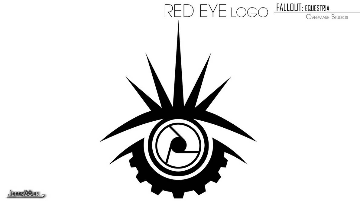 Overmare Studios: FEQ: Red Eye LOGO by Jeffk38uk