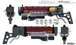 Overmare Studios: FEQ: Laser Rifle