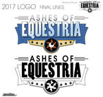 Logo 2016 Ashes of Equestria Lined