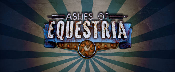 Ashes of Equestria Rendered Logo