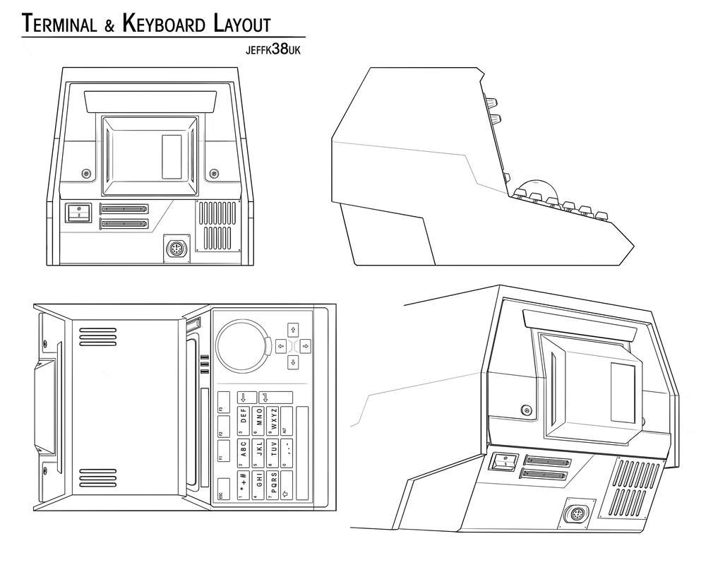 AoE: Terminal (Angles) by Jeffk38uk