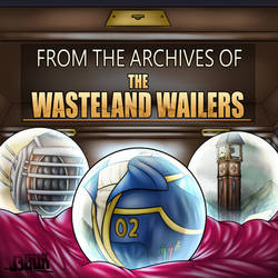 The Wasteland Wailers Album Cover