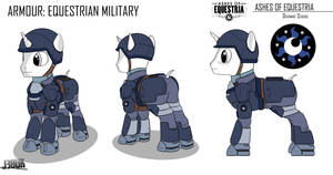 AoE: Equestrian Military Armour