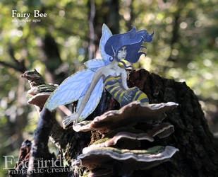 Fairy Bee (alatumfae apis) by Ettinborough