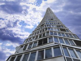 weird architecture by geissinger-design