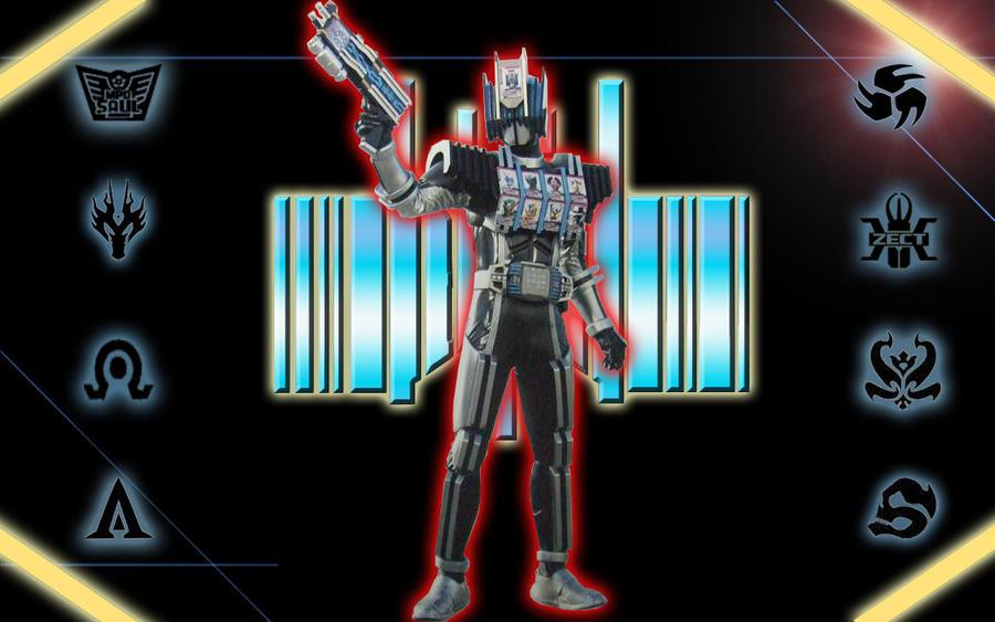 Kamen Rider Diend Complete by blakehunter on DeviantArt