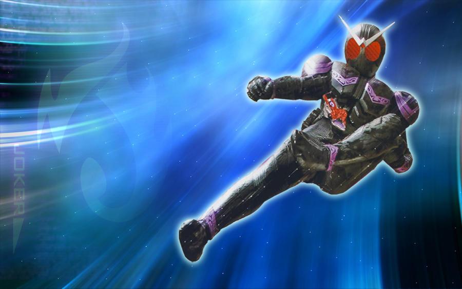 Kamen Rider Joker by blakehunter