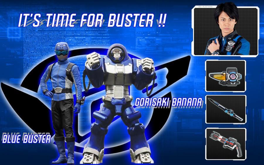Blue Buster by blakehunter on DeviantArt