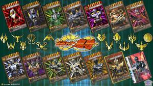 Kamen Rider Ryuki All Riders