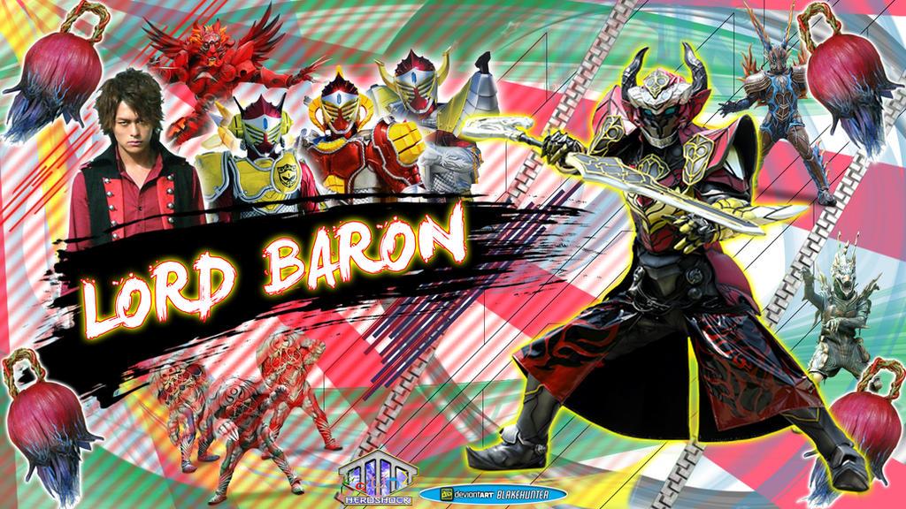 Lord Baron by blakehunter