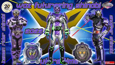 Woz Futurering Shinobi by blakehunter