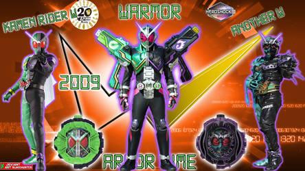 Kamen Rider Zi-O WArmor by blakehunter