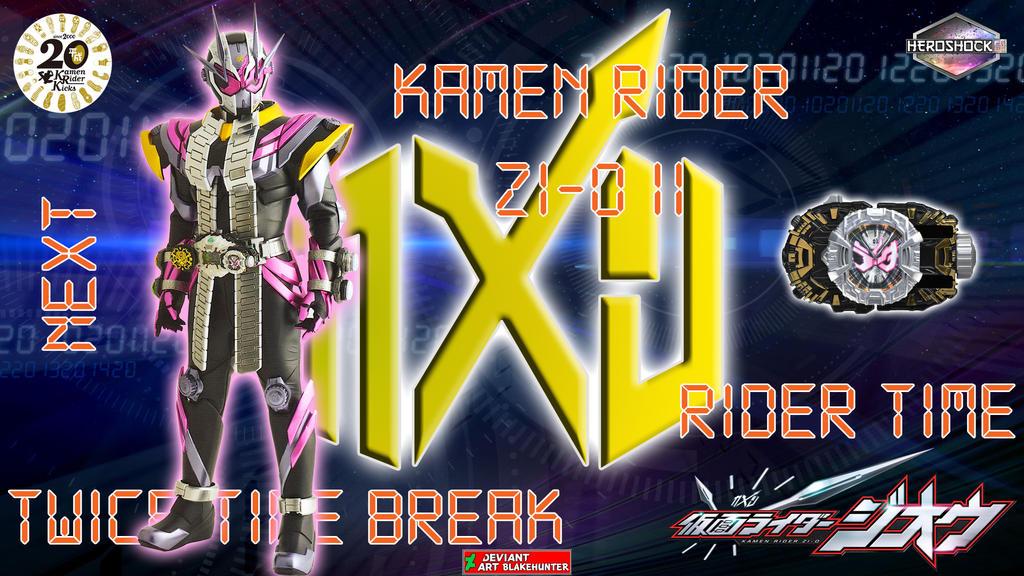 Kamen Rider Zi-O II by blakehunter