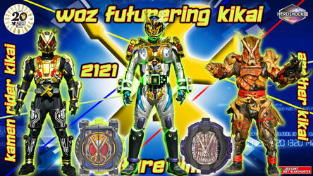 Woz Futurering Kikai by blakehunter