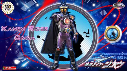 Kamen Rider Ginga by blakehunter