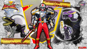RyusoulRed Cosmo Soul