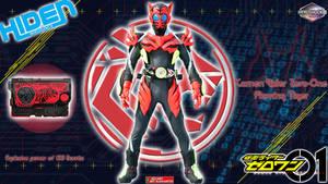 Kamen Rider Zero-One Flaming Tiger