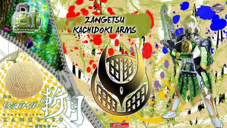Kamen Rider Zangetsu Kachidoki Arms