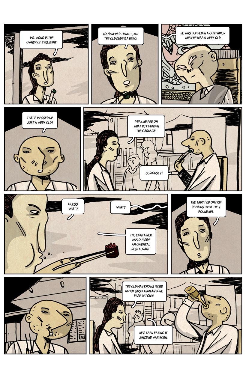 PAGE 02 - STREET TIGER  1:MASQUERADE