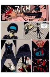 STREET TIGER #1: Masquerade (Pag 4)