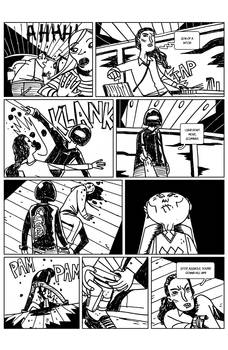 STREET TIGER #1: Masquerade (Pag 5 - 8)