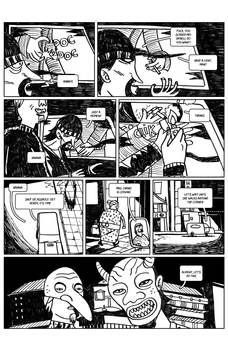 Street Tiger #1: Masquerade (Pag 12)