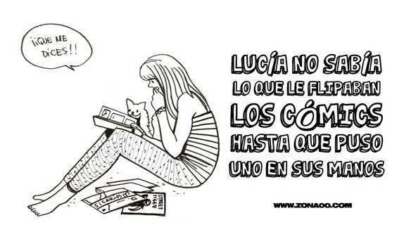 Read comics, read Zona 00 Comics