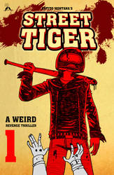 Street Tiger #1 is now in pre-order