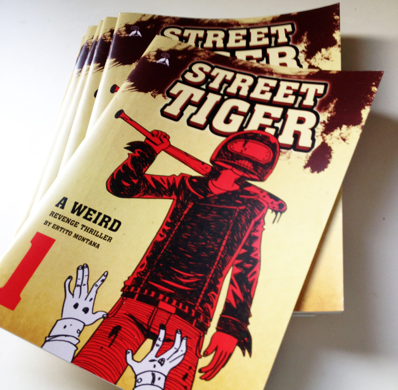 Saves now buying on pre-order, Street Tiger by ErtitoMontana