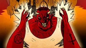 Devil from SICARIOS Comic