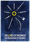 Fellowship Blue Poster