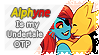 UT: Alphyne is my OTP by Reykholtz