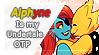 UT: Alphyne is my OTP by xioccolates
