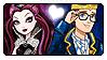 EAH: Raven Queen x Dexter Charming