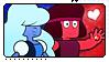 SU: Ruby x Sapphire by Reykholtz