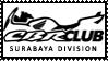 CBRclub Surabaya Stamp by daninaga