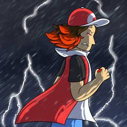 Lysander in the Lightning